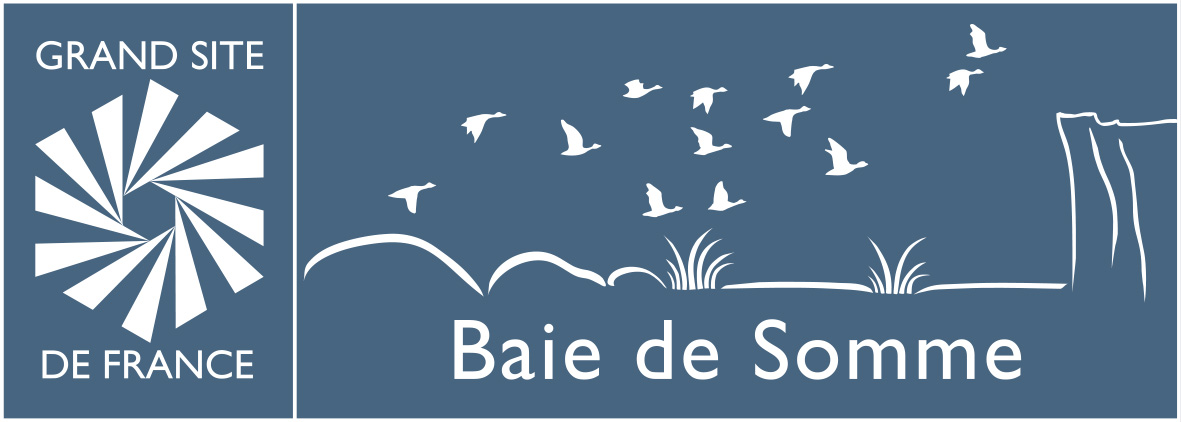 logo Grand site de france Baie de somme